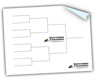 FREE Tournament Brackets Printable And Downloadable Templates
