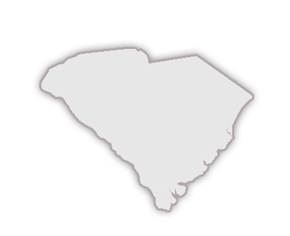 South Carolina Auto Racing Tournament Map