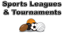 Sports Leagues and Tournaments Logo